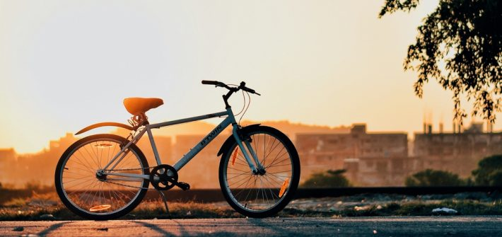 voyage vélo
